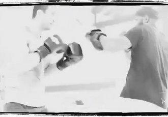 Як Кличко спарингував з Вайлдером (ВІДЕО)