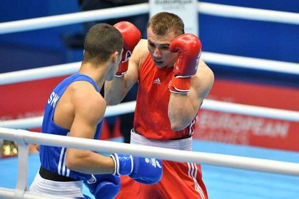 Офіційно. Хижняк став членом комісії атлетів AIBA