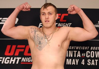 Співак домовився про бій в UFC 1 березня