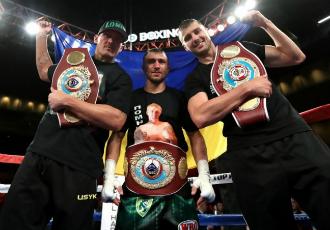 Українські чемпіони в США