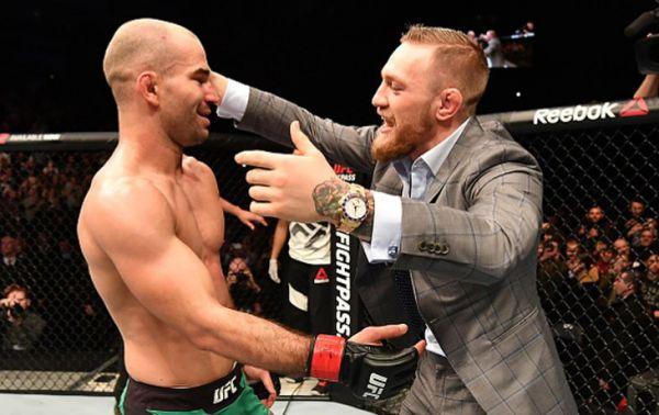 Лобов: Конору просто нема з ким битися в UFC