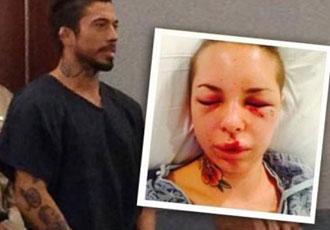 Боєць ММА, який жорстоко побив свою дівчину, заграє до прокурора