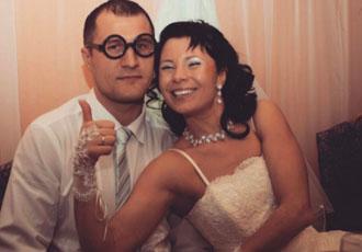 Кадр Дня: Ковальов святкує 6-ту річницю весілля