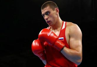 Скандальний російський боксер: Усик - це мій ідеал