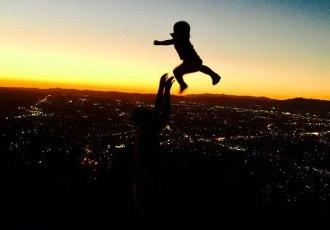 Кадр Дня: Неймовірне фото Редкача з сином