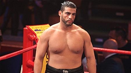 Екс-чемпіон WBA в суперважкій вазі Мануель Чарр (3...