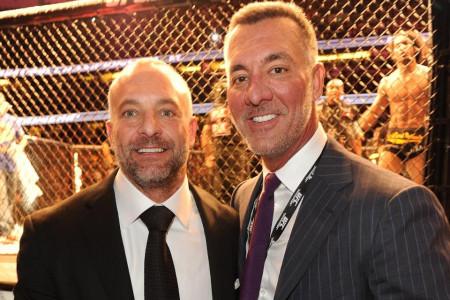 Вартість компанії UFC за рік зросла на мільярд доларів