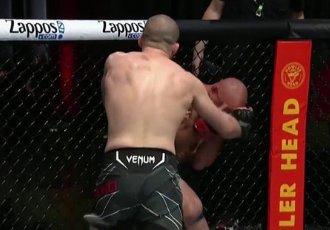 У Лас-Вегасі відбувся вечір UFC on ESPN 24.