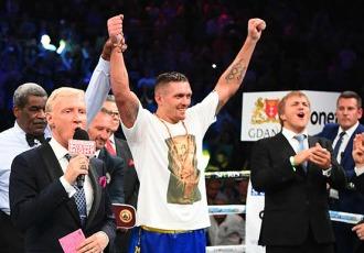 Як Усик встановлював історичний рекорд у світі боксу (ФОТО)