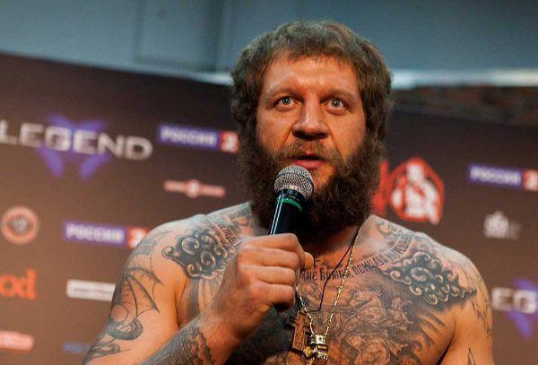 Ємельяненко лютує, бо його не допустили до участі в боксерському турнірі