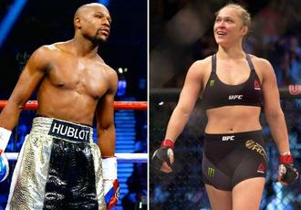 UFC захистила Роузі та принизила Мейвезера