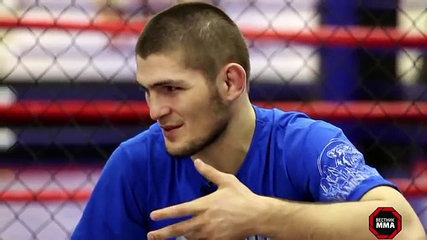 Нурмагомедов: Всі нероби з UFC постійно програють, а я непереможений, тому мені мають дати титульник