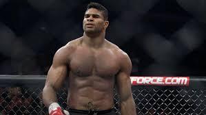 Важкоатлет UFC Алістар Оверім, який 6 лютого в Лас...