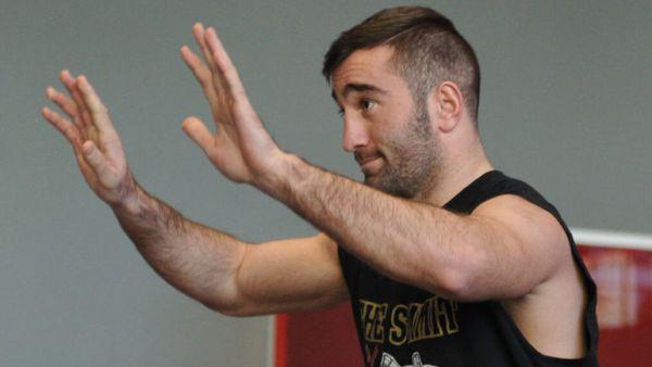 Гассієв: В Росії спорт має стати національною ідеєю