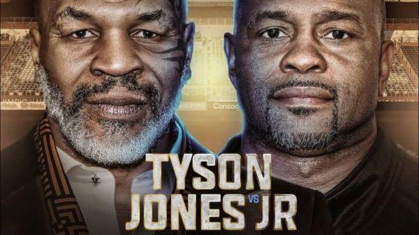 Пряма-трансляція: Майк Тайсон - Рой Джонс (ВІДЕО)