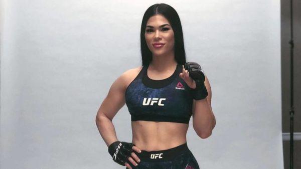 Рейчел Остовіч покидає UFC