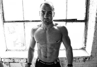 Екс-чемпіон UFC потренував Шакіла О'Ніла (ВІДЕО)