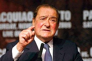 Арум: Можемо вивести Бетербієва на бій проти Альвареса