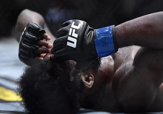 Чемпіон UFC у найлегшій вазі Алджамейн Стерлінг пі...