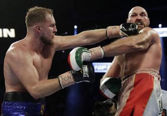 Валлін націлився на реванш з Фьюрі та бій проти Джошуа