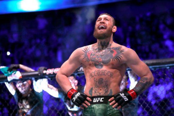 Екс-чемпіон UFC у двох вагових категоріях Конор Ма...