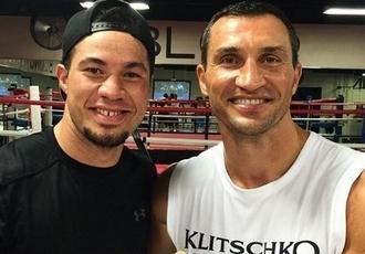 Паркер: Здивувався, коли Кличко не зміг добити Джошуа