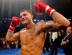 Американський боксер в напівважкій вазі Джо Сміт-м...