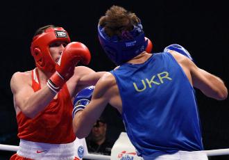 Молодіжна збірна України з боксу добре виступає на...