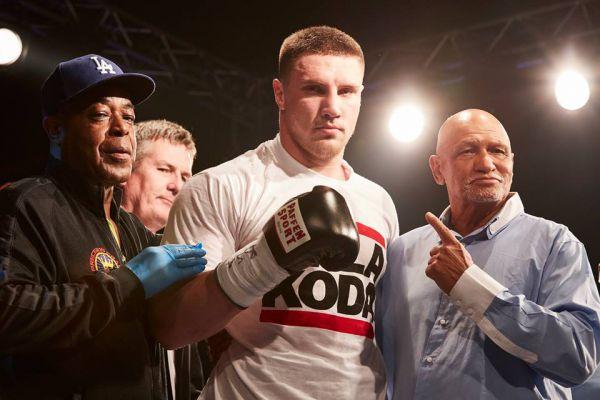 Сіренко: Готовий боксувати з ким завгодно