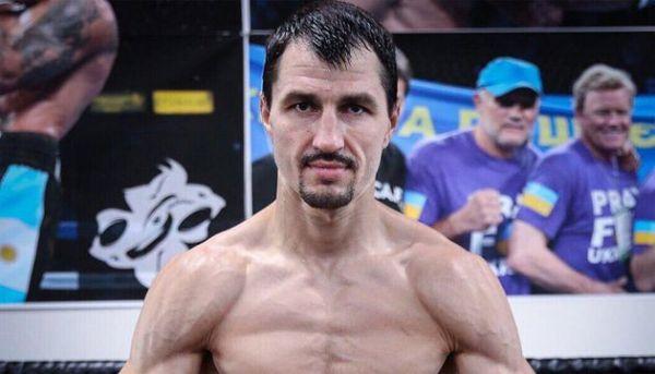 Український екс-чемпіон світу в першій напівсередн...