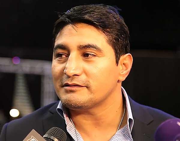 Ерік Моралес зайняв посаду у мексиканському Конгресі