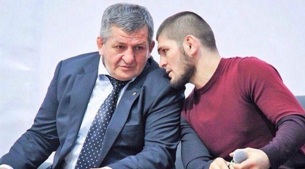 Батько Нурмагомедова: Я б хотів, щоб Хабіб провів в Москві свій останній бій