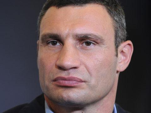 Віталій Кличко: Я ледь не плакав через поразку від Хорватії