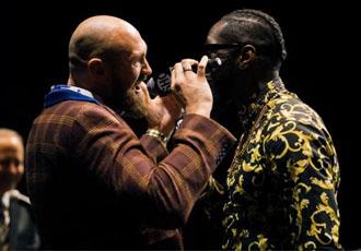 Вайлдер: Ми з Фьюрі проведемо найбільший бій у світі боксу