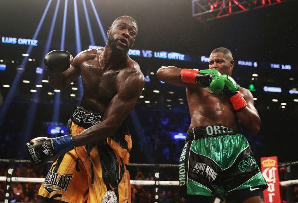 Вайлдер: Я єдиний  боксер з ТОП-5, хто дав шанс Ортісу