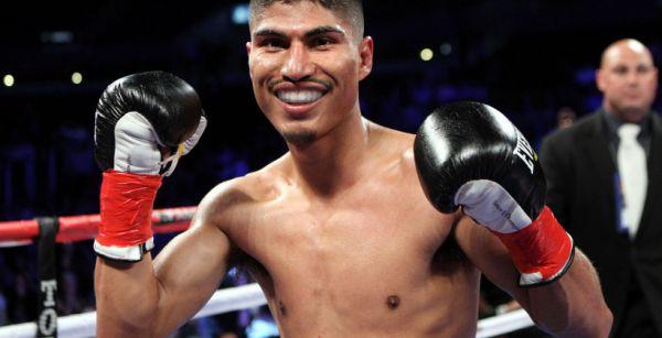 Гарсія: Моя мета - стати кращим боксером цього покоління