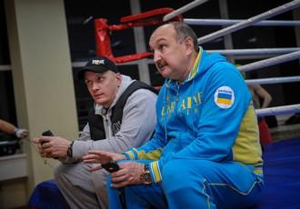Сосновський: Я проти жіночого боксу