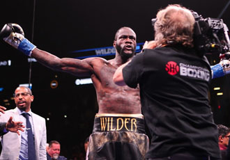 Вайлдер проведе реванш проти Ортіса