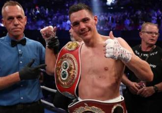 Промоутер боксера першої середньої ваги Тіма Цзю Д...