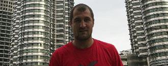Ковальов продовжує свій відпочинок в Азії (ФОТО)