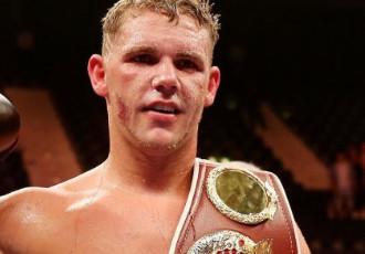 Чемпіон світу в середній вазі за версією WBO брита...