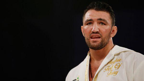 Чемпіон WBO Джозеф Паркер виграв битву непереможених суперважковаговиків зХью Ф'юрі (BIДЕO)