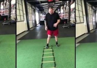 Енді Руїс вражає швидкістю на тренуванні (ВІДЕО)