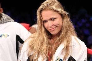 Ронда Роузі підписала контракт зі студією Lifetime network