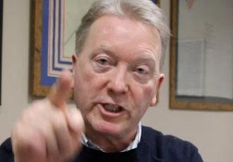 Воррінгтон узгоджує об'єднання поясів зі Стівенсоном