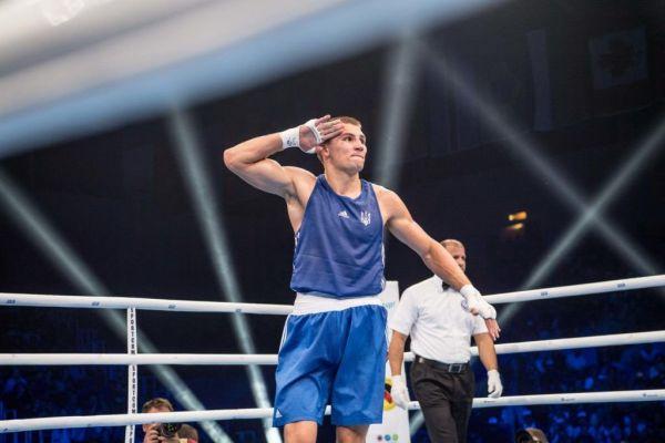 Шалений бій Олександра Хижняка в півфіналі Європейських ігор (ВІДЕО)