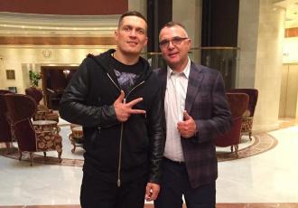 Непереможний українець дав прогноз на бій Усик - Гассієв