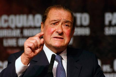 Глава Top Rank Боб Арум порівняв зарплати боксерів...