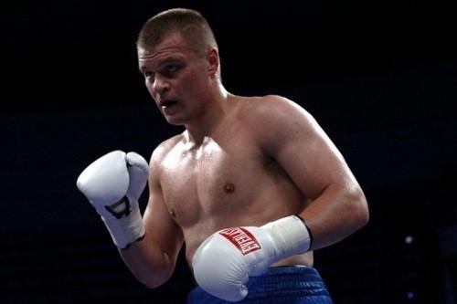 В'ячеслав Глазков показав свою форму після 4 років без боксу (ФОТО)