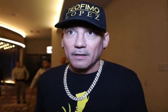 Лопес-старший: Кемпбелу потрібно вийти на бій з покерфейсом